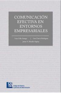 COMUNICACIÓN EFECTIVA EN ENTORNOS EMPRESARIALES