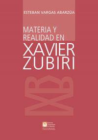 MATERIA Y REALIDAD EN XAVIER ZUBIRI