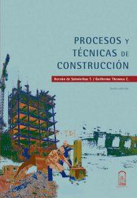PROCESOS Y TÉCNICAS DE CONSTRUCCIÓN